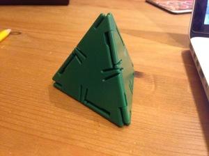 Tetrahedron {3,3}