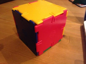 Cube {4,3}