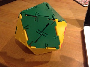 The elusive icosahedron